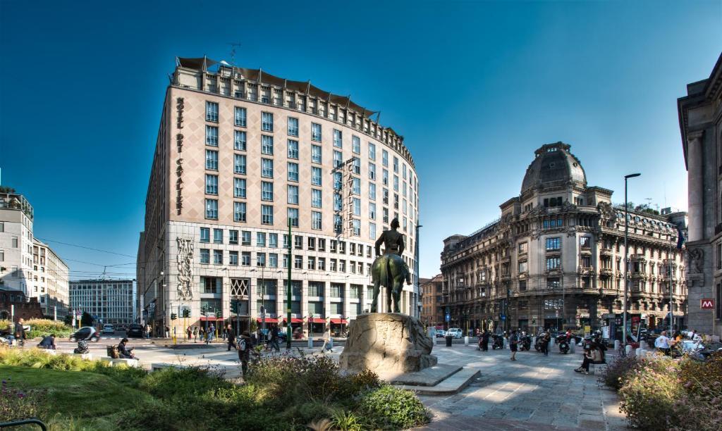 Hotel Dei Cavalieri Milan Italy Booking Com