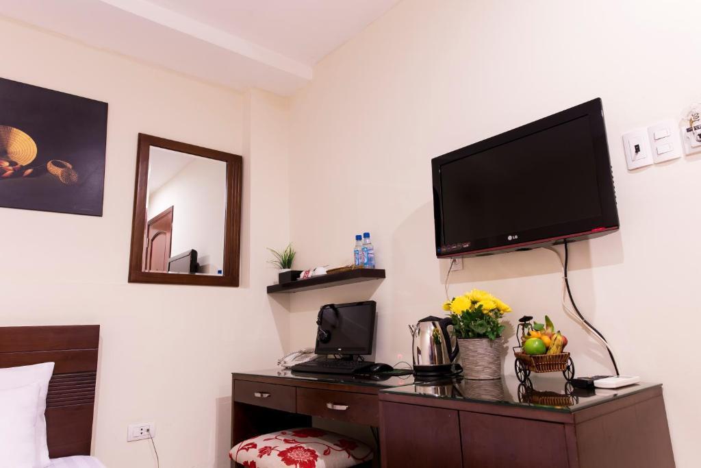 Phòng Tiêu chuẩn Giường Đôi Không có Cửa sổ