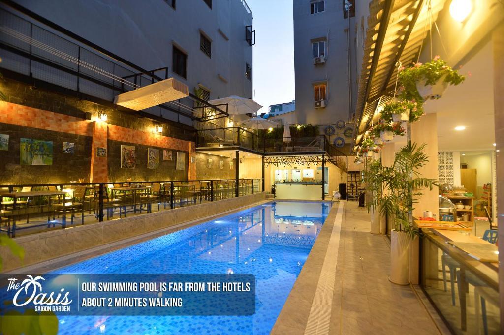 Saigon Europe & Spa Hotel