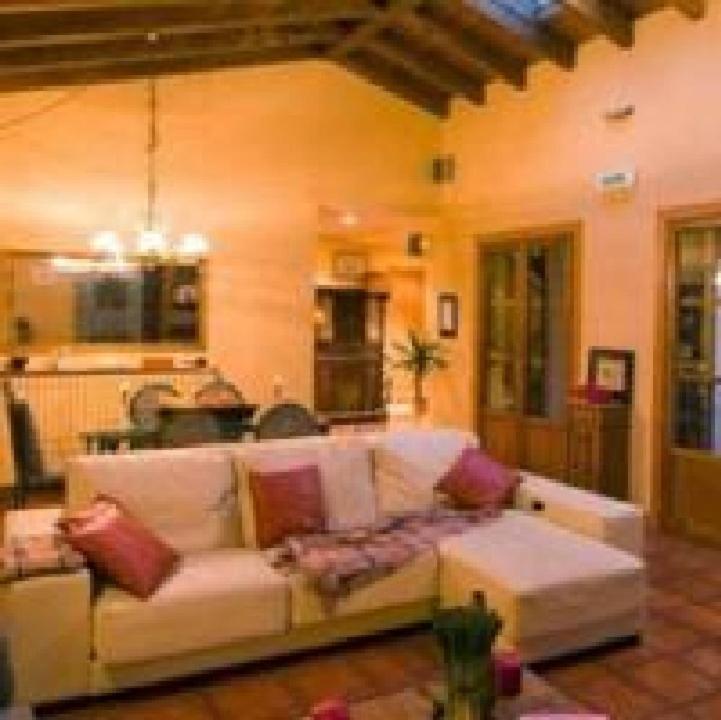 Casa de campo Casa del Tilo (España Pueyo) - Booking.com