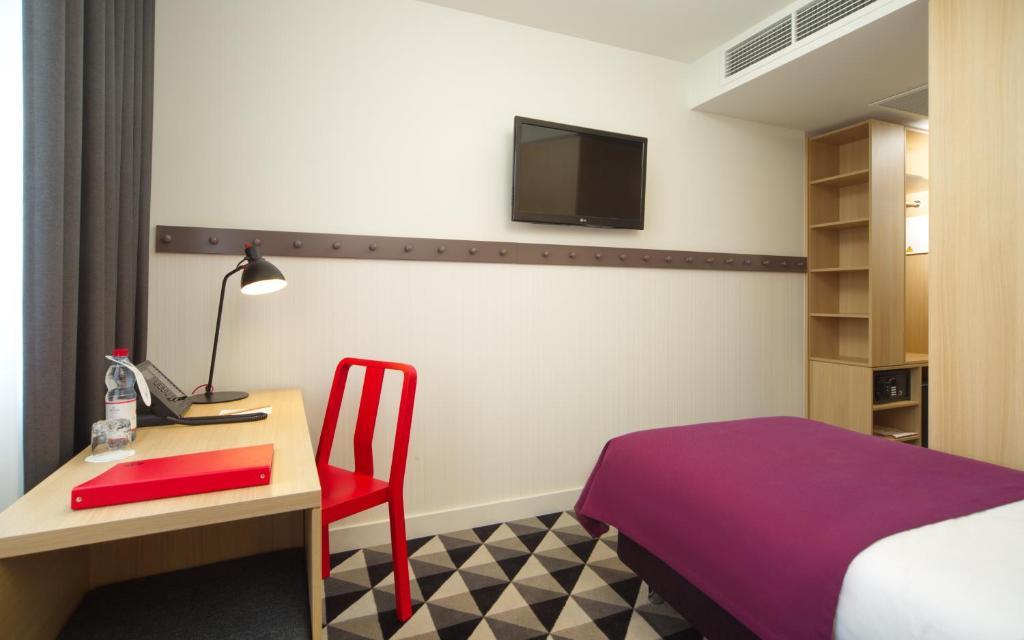 Стандартный двухместный номер SMART с 1 кроватью: фотография номер 3