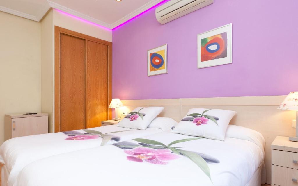 Hostal Luz Madrid Rooms