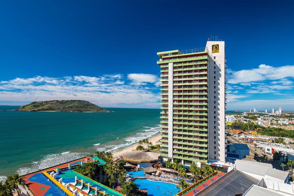 Hotel El Cid Moro Beach Mazatlán