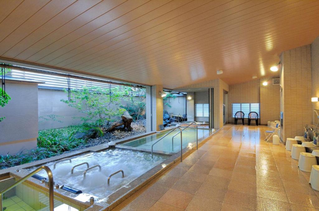 Piscina en o cerca de Kanazawa Manten Hotel Ekimae