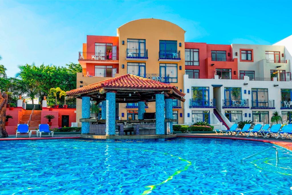 El Cid Marina Beach Hotel Mazatlán