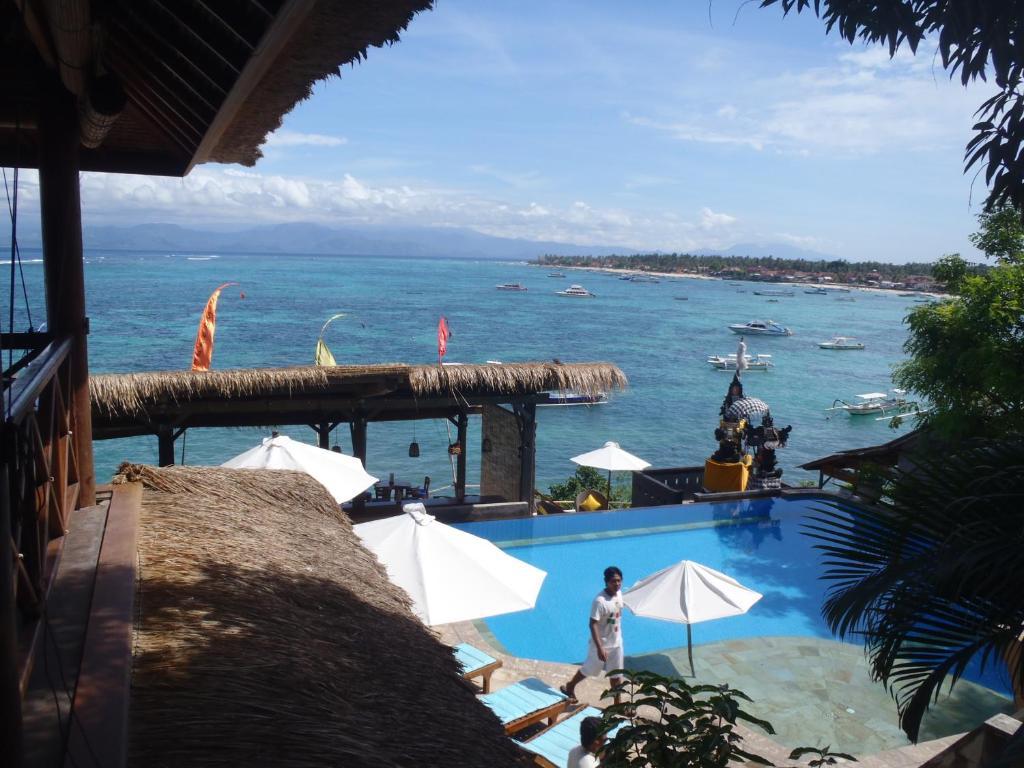 Coconuts Beach Resort Nusa Lembongan Indonesia Booking Com