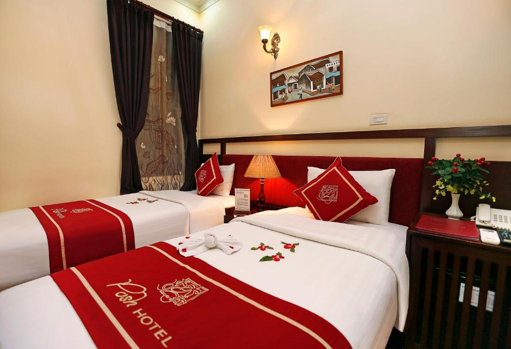 Superior Double or Twin Room - Free Minibar & Late Check-Out at 14.00 hrs