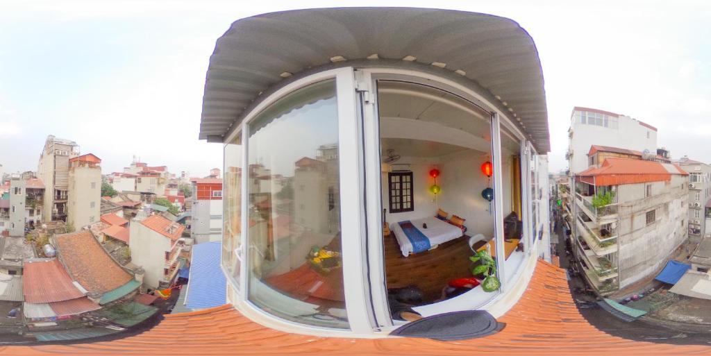 Phòng Luxury Nhìn ra Thành phố