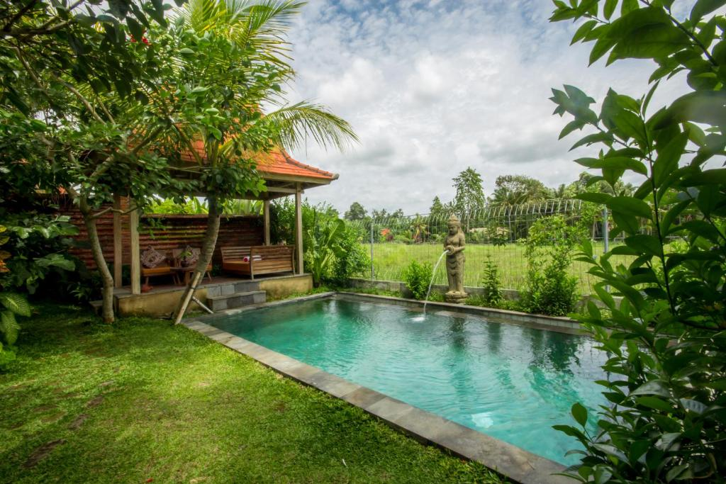 The swimming pool at or near Suarti Boutique Village