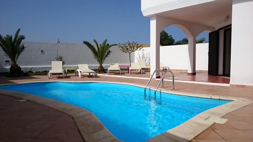 Villa Real Oliva, Corralejo, Spain - Booking.com
