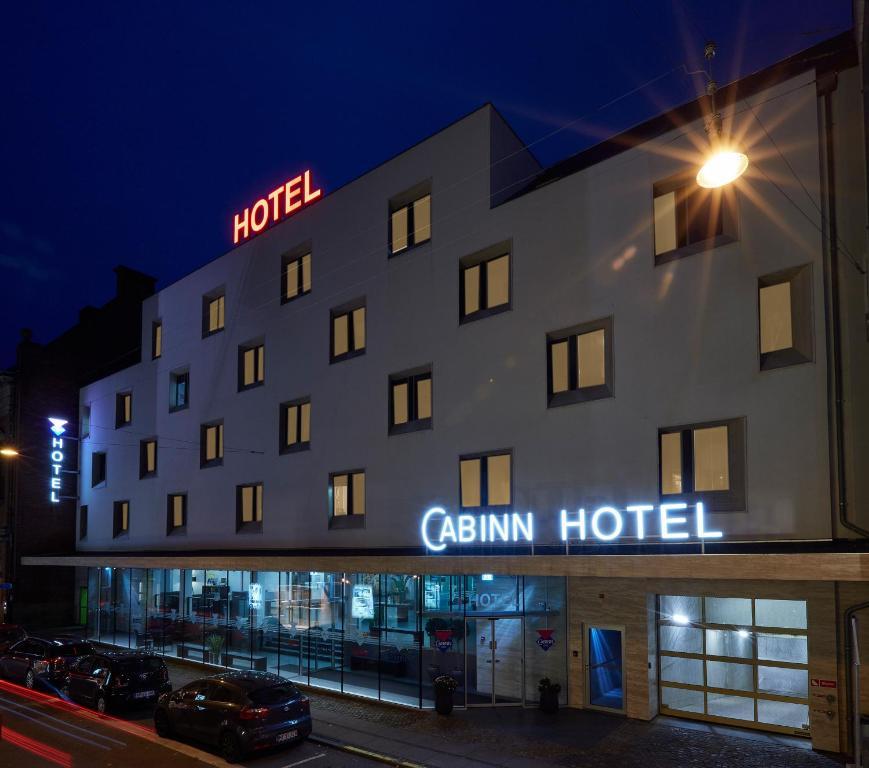 hotell i århus danmark