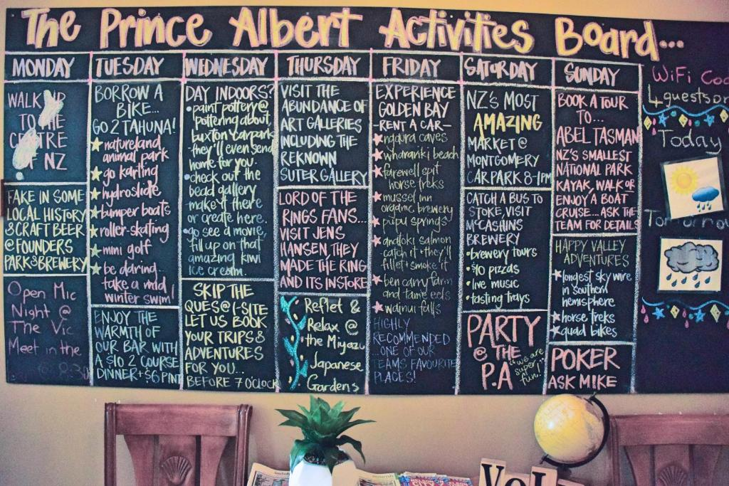 The Prince Albert Backpackers & Bar