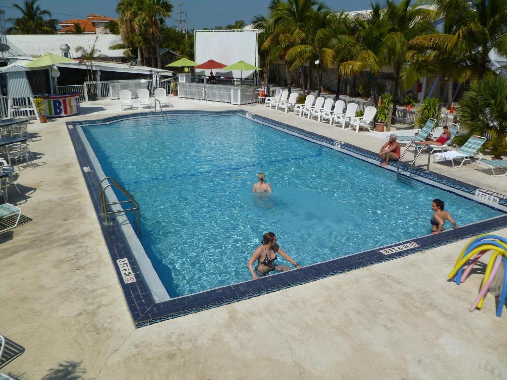 Het zwembad bij of vlak bij Ibis Bay Resort