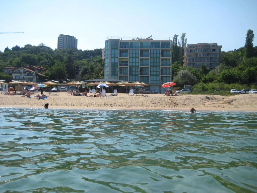 Kabakum Beach Apartments Golden Sands Bulgaria Booking Com