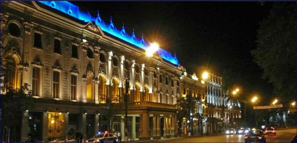 Evrika Apartments on Rustaveli Avenue
