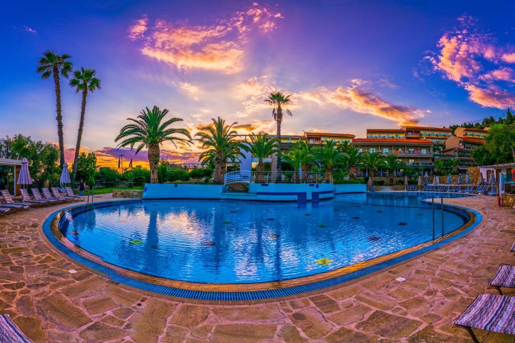 The swimming pool at or near Lagomandra Hotel and Spa
