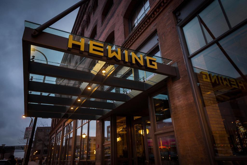 Hewing Hotel