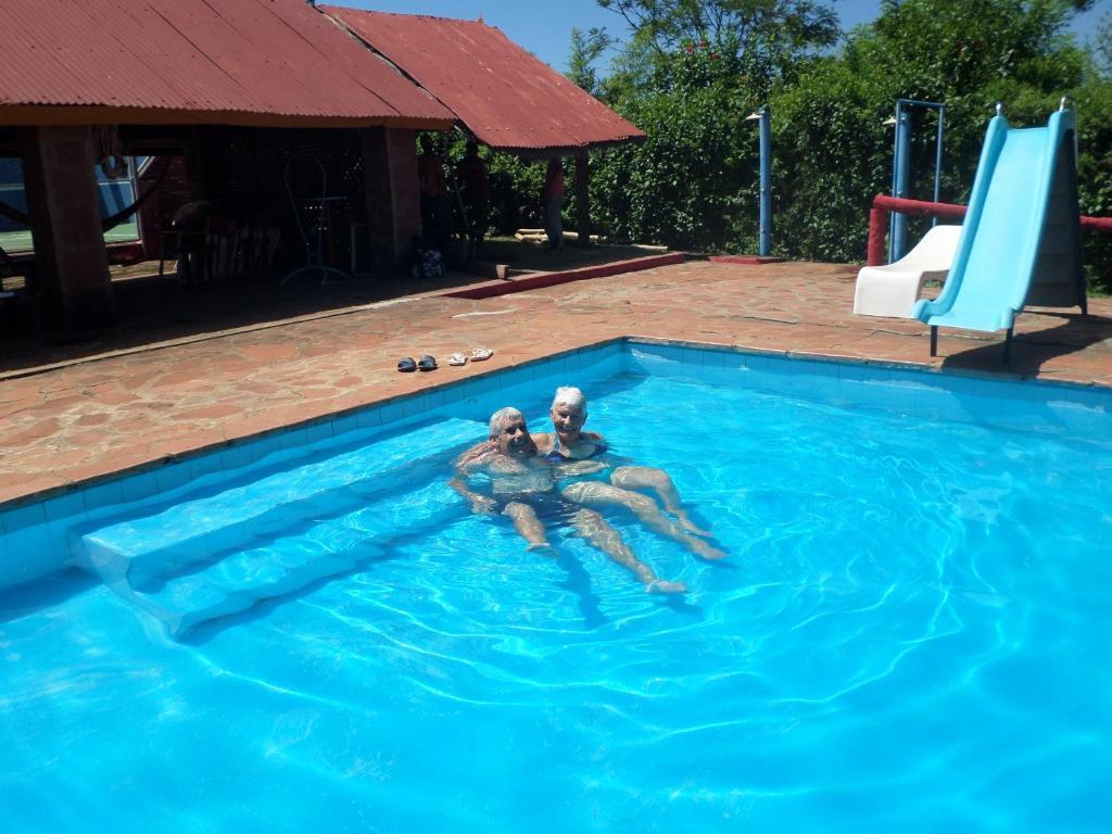 Basen w obiekcie Hotel Rural San Ignacio Country Club lub w pobliżu