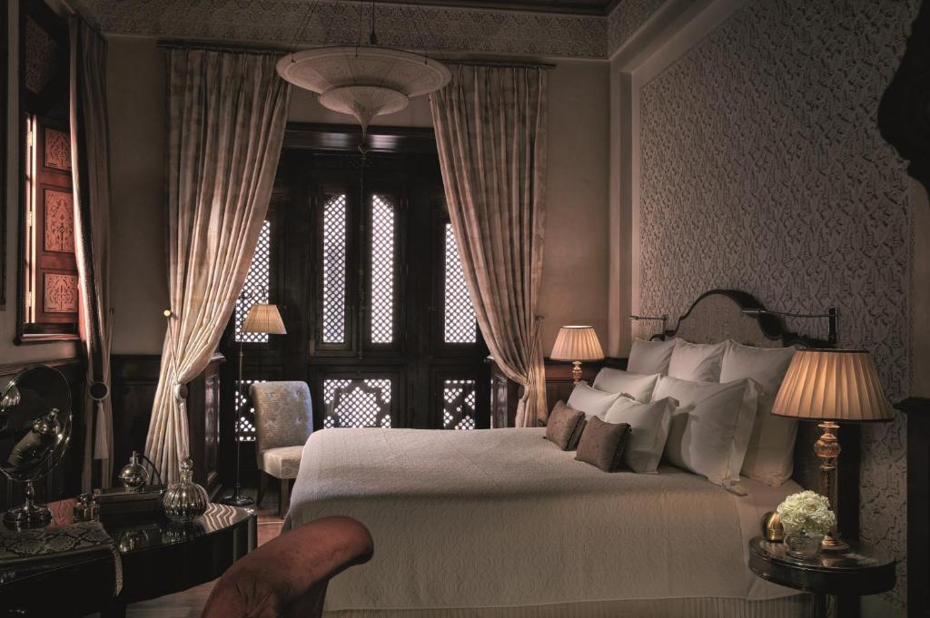 Royal Mansour in Marrakech