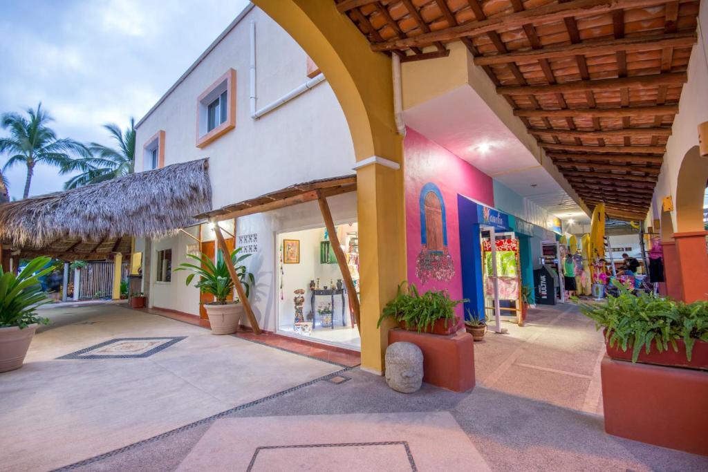 Hotel Meson De Mita Punta Mexico