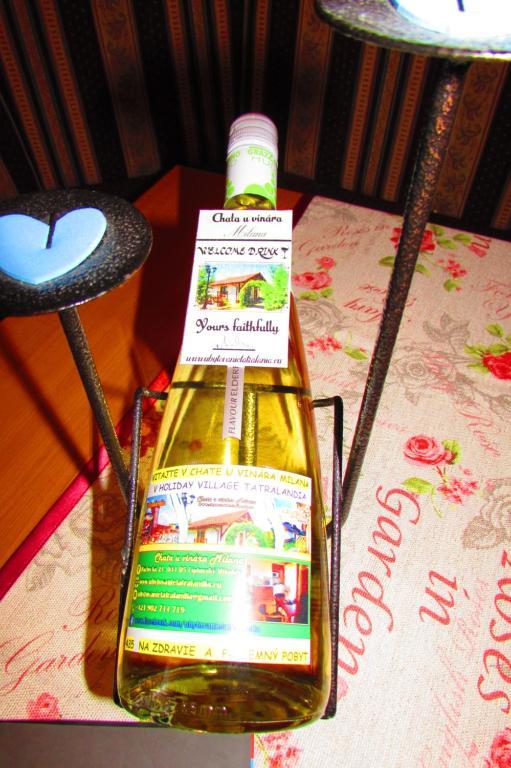 Chata u vin