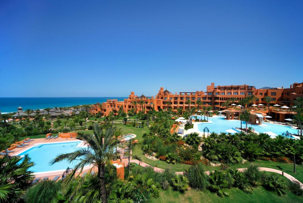 A view of the pool at Royal Hideaway Sancti Petri by Barceló Hotel Group or nearby