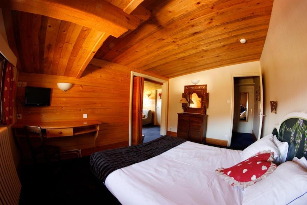 Chalet Hotel Le Collet