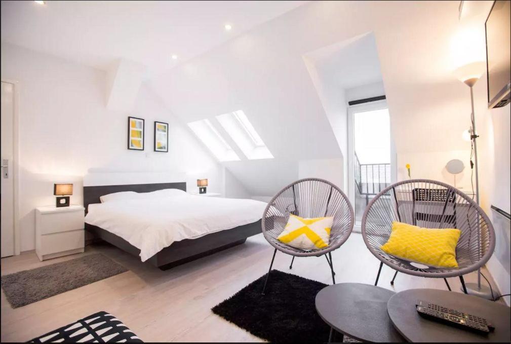 Posteľ alebo postele v izbe v ubytovaní Time for You 2