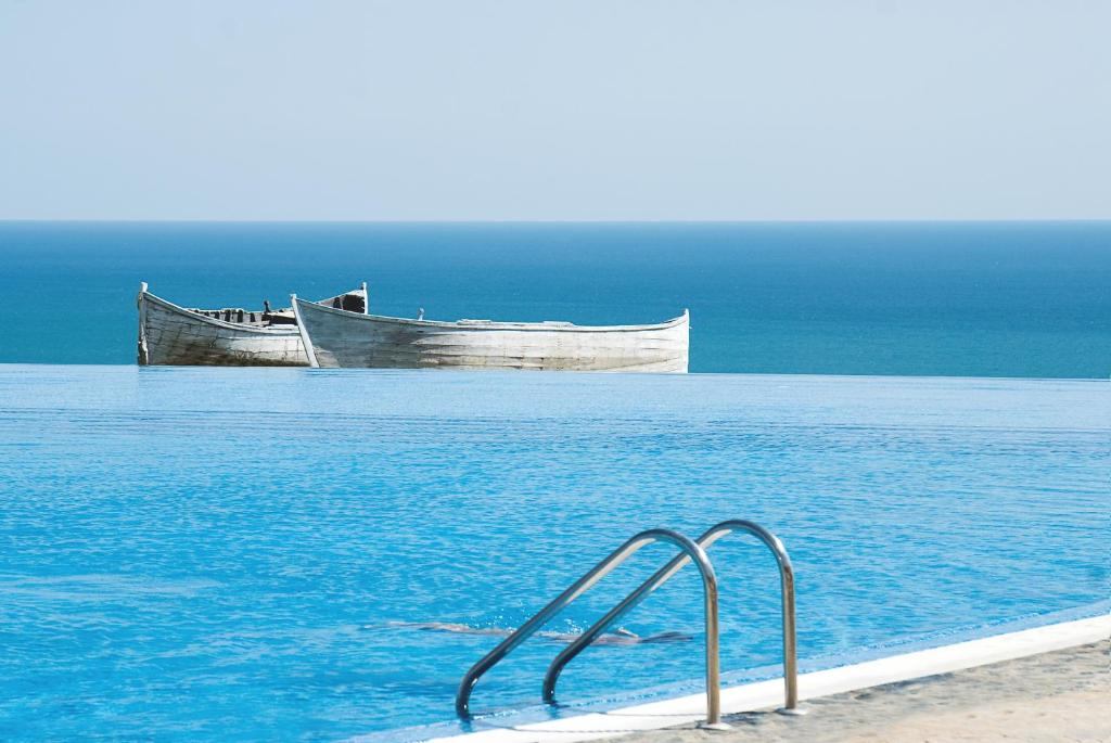 The swimming pool at or near Kaliakria Resort