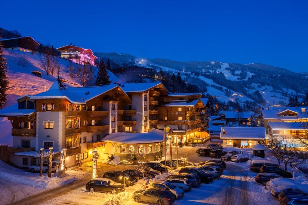 Hotel DIE SONNE im Winter