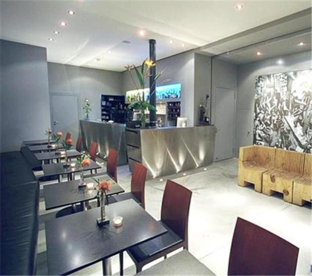 A restaurant or other place to eat at Hotel Limmatblick
