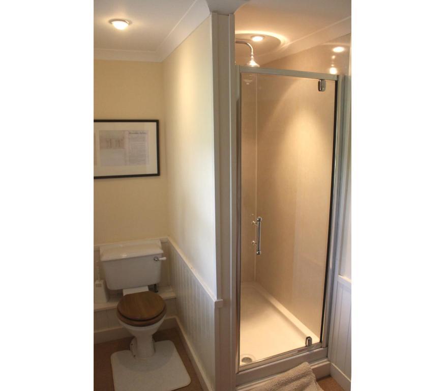 Ein Badezimmer in der Unterkunft The Annex - Easter Arr