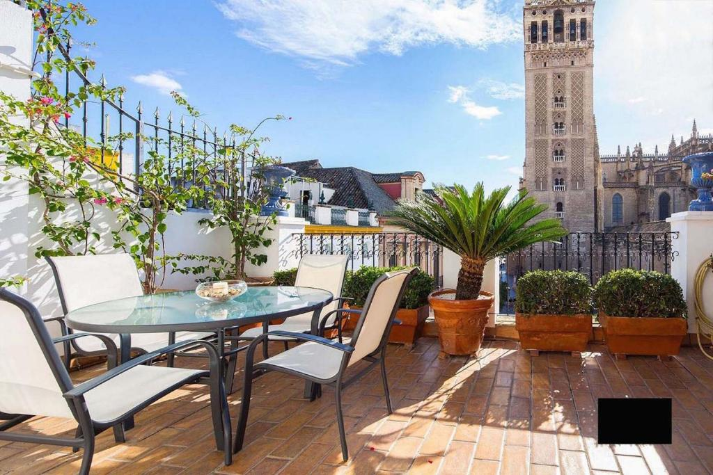 Casa Terraza La Catedral Seville Updated 2019 Prices
