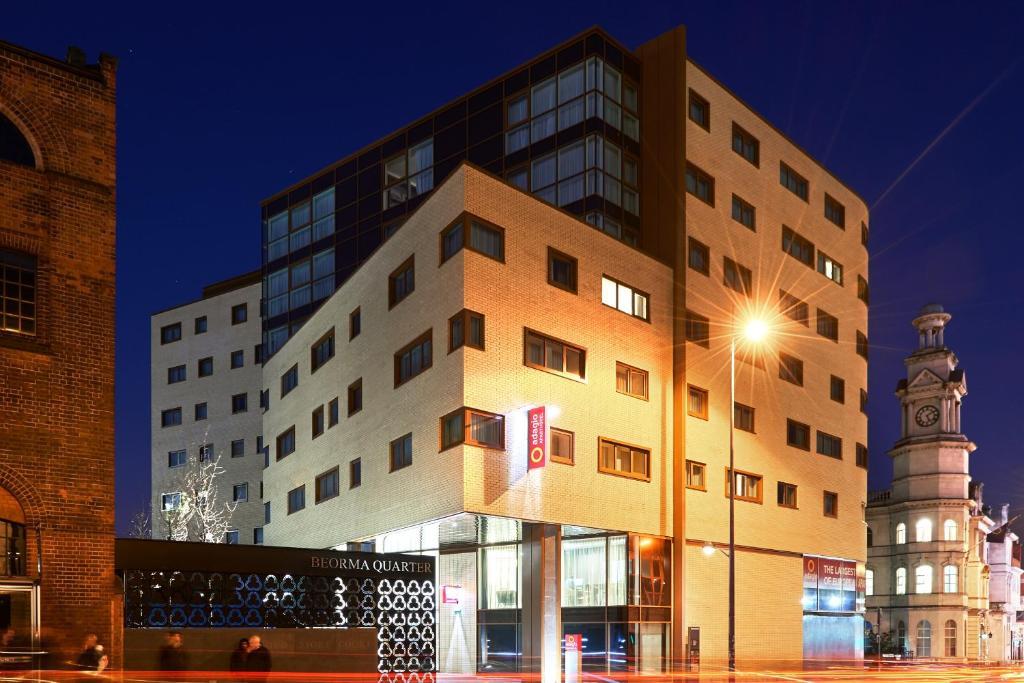 Aparthotel Adagio Birmingham City Centre Uk Booking Com
