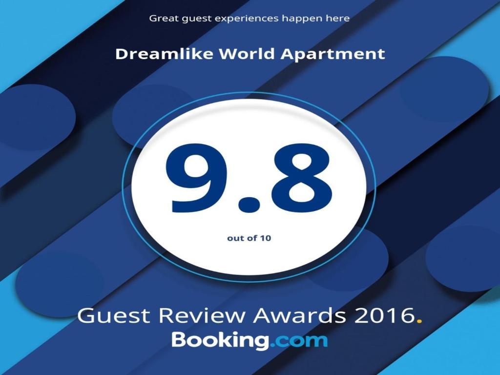 Dreamlike World Apartment