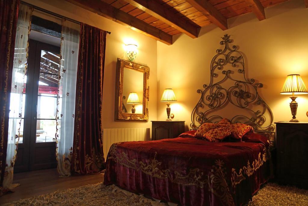 Hotel La Posada Del Canal (España Villanueva de San Mancio ...