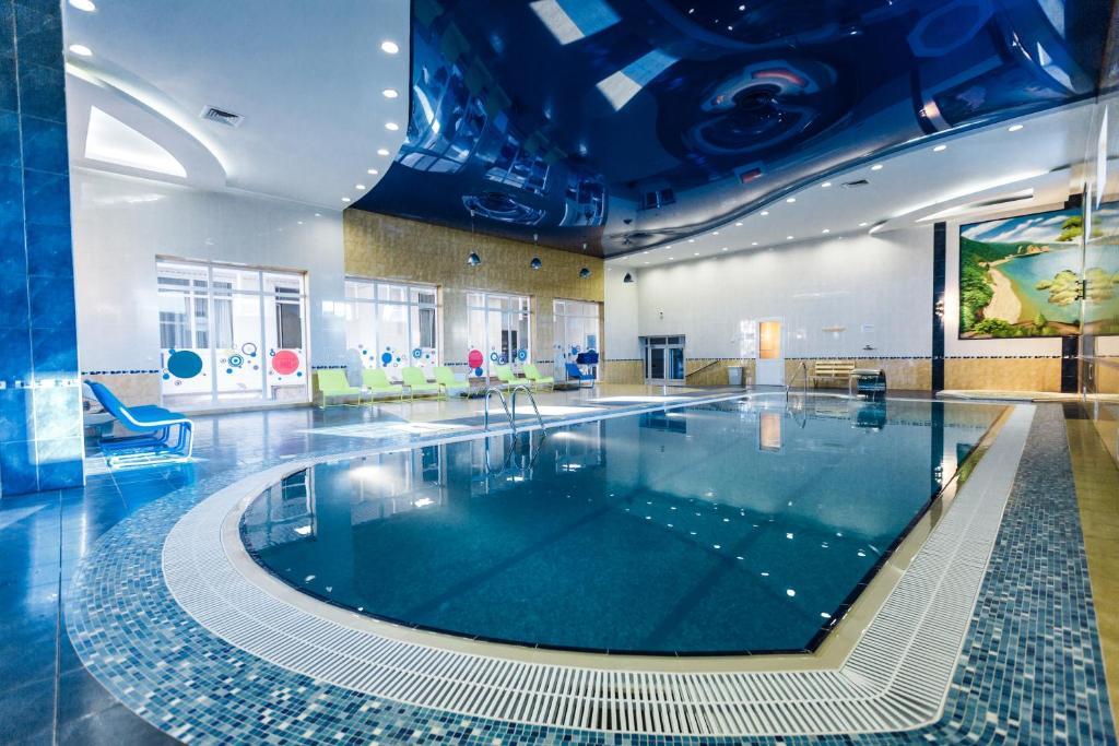 The swimming pool at or close to Art Villa & SPA