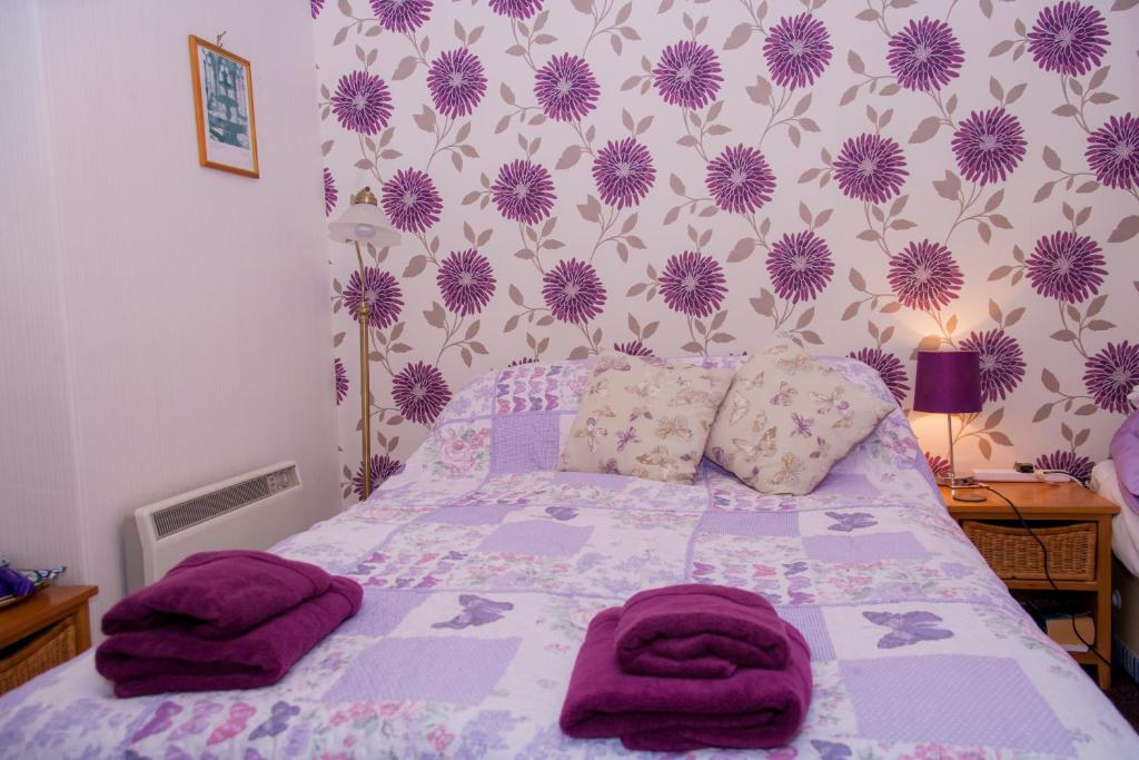 Cama o camas de una habitación en Shepherds House