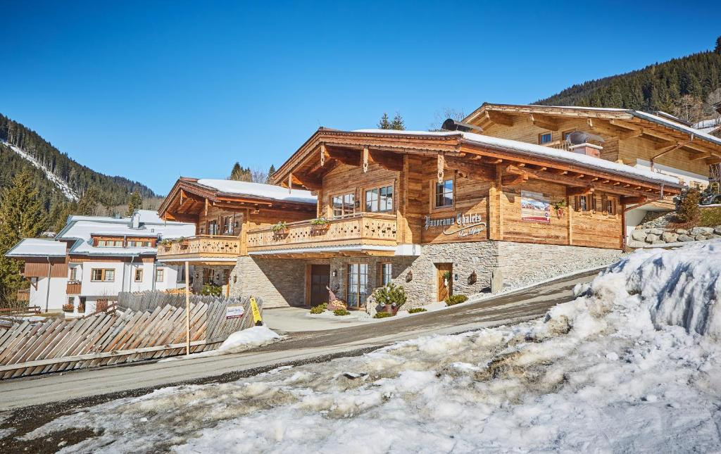Panorama Chalets By Holidayflats24 Saalbach Hinterglemm