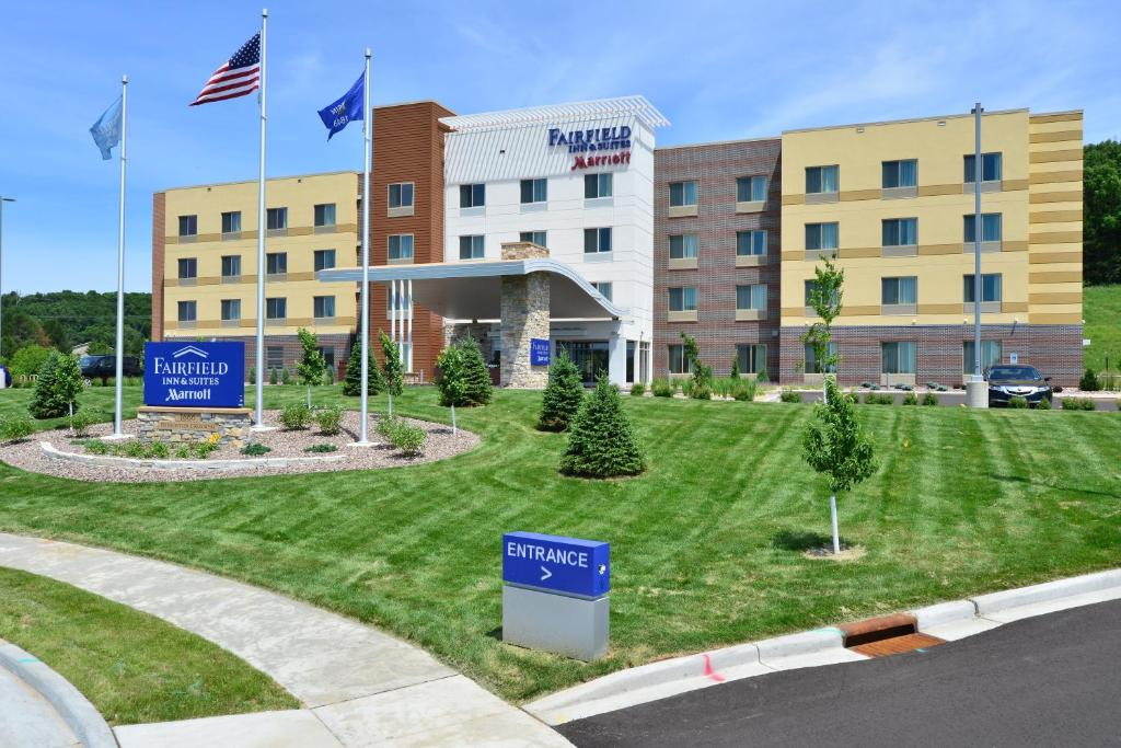 Fairfield Inn & Suites by Marriott Eau Claire/Chippewa Falls