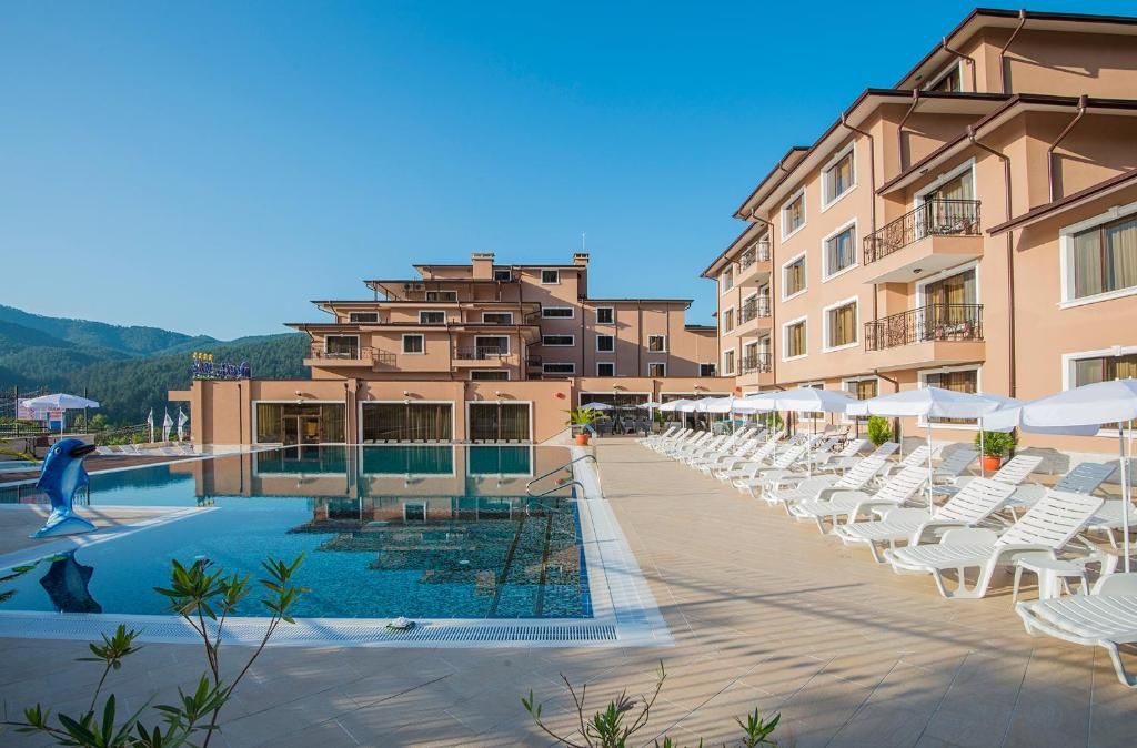 The swimming pool at or near Park Hotel and SPA Vella Hills