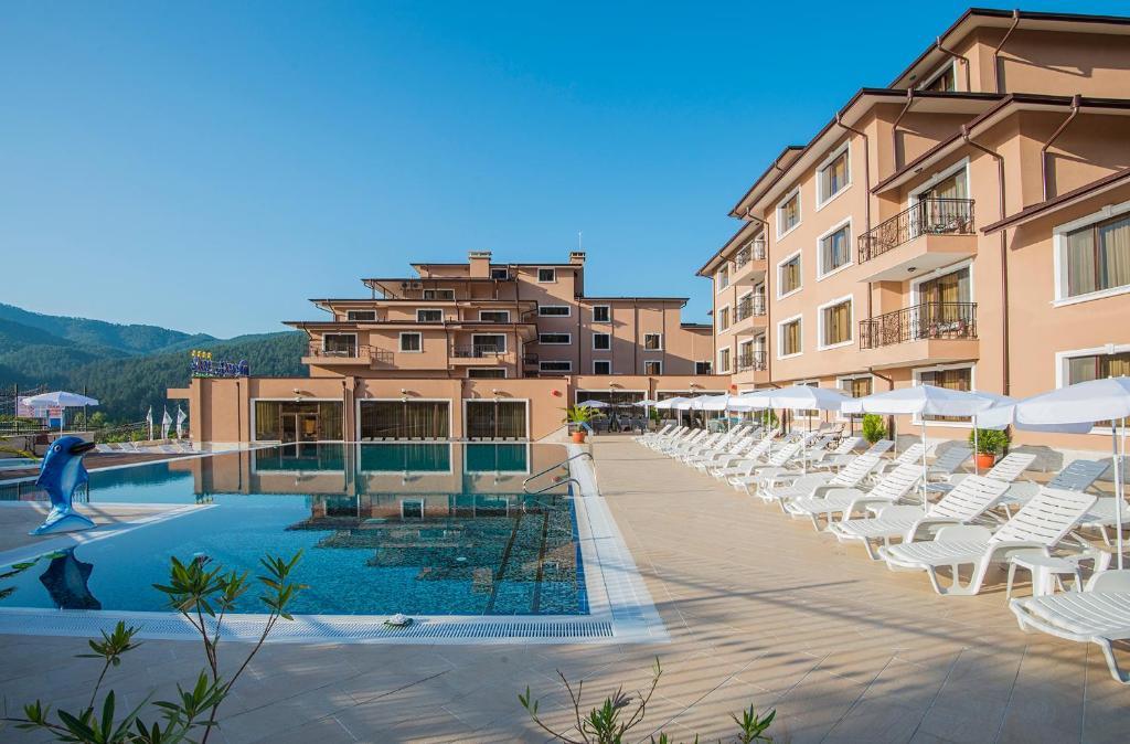 Park Hotel And Spa Vella Hills Velingrad Bulgaria Booking Com