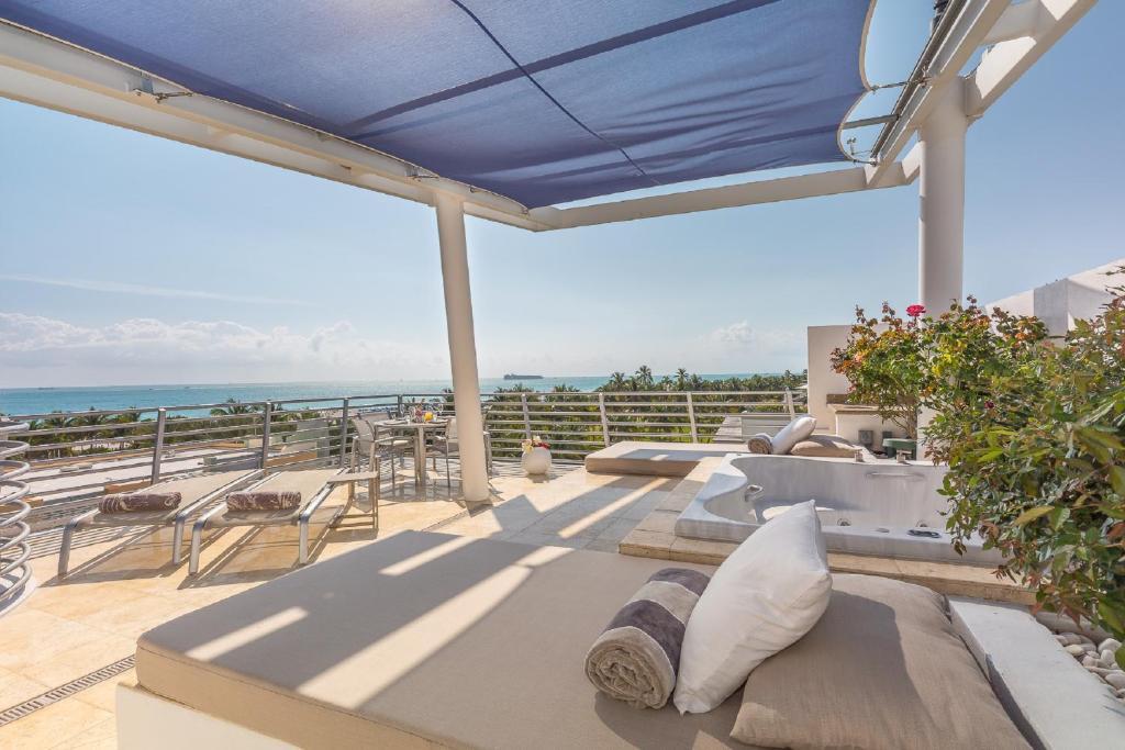 Sbv Luxury Ocean Hotel Suites Miami Beach Fl Booking
