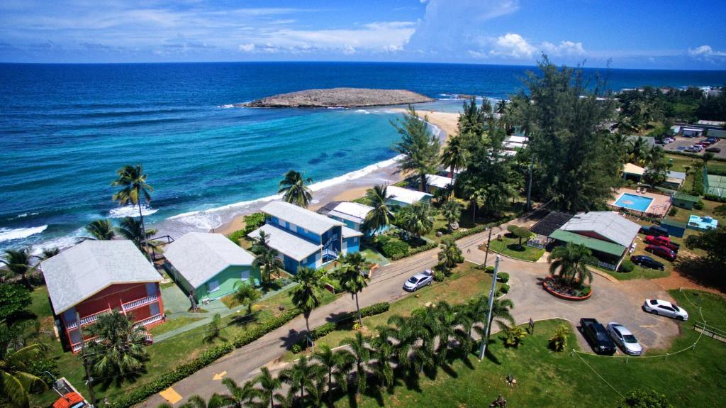 Een luchtfoto van Parador Villas Del Mar Hau