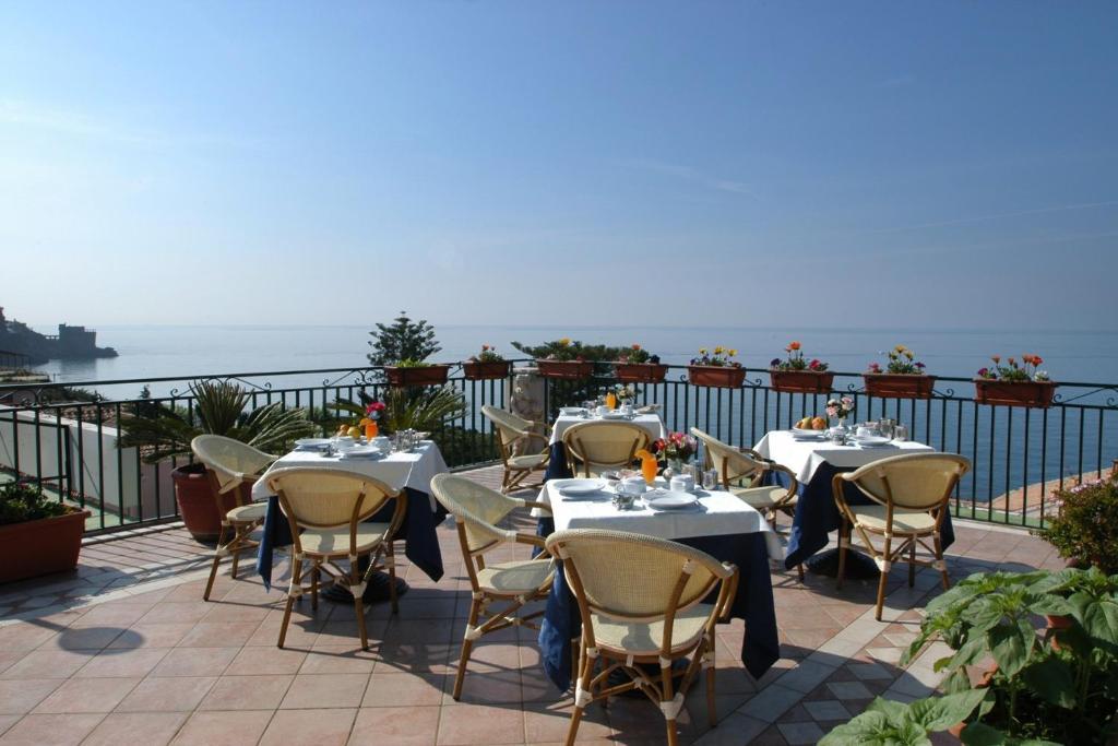 Ristorante o altro punto ristoro di Hotel Baia Verde