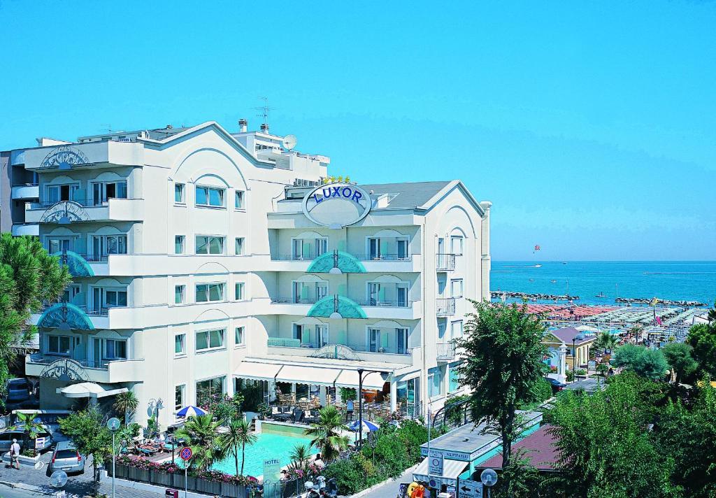 Hotel Luxor Beach Cattolica Paivitetyt Vuoden 2020 Hinnat