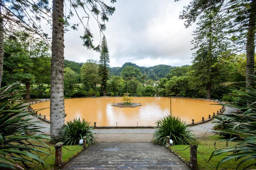 Terra Nostra Garden Hotel Portugal Furnas Booking Com