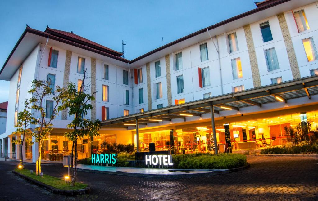 Harris Hotel Denpasar Indonesia Booking Com