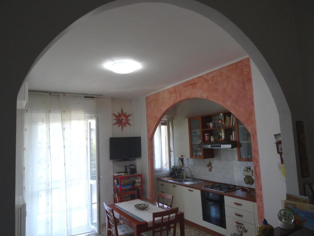 Cucina o angolo cottura di Bilocale Delicious