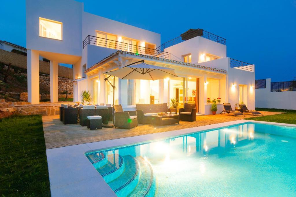 Villa El Rosario Marbella (Spanje Marbella) - Booking.com
